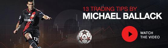 Michael Ballack of Trading